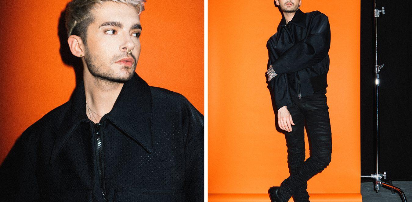 bill kaulitz tokio hotel boy sänger fashion model