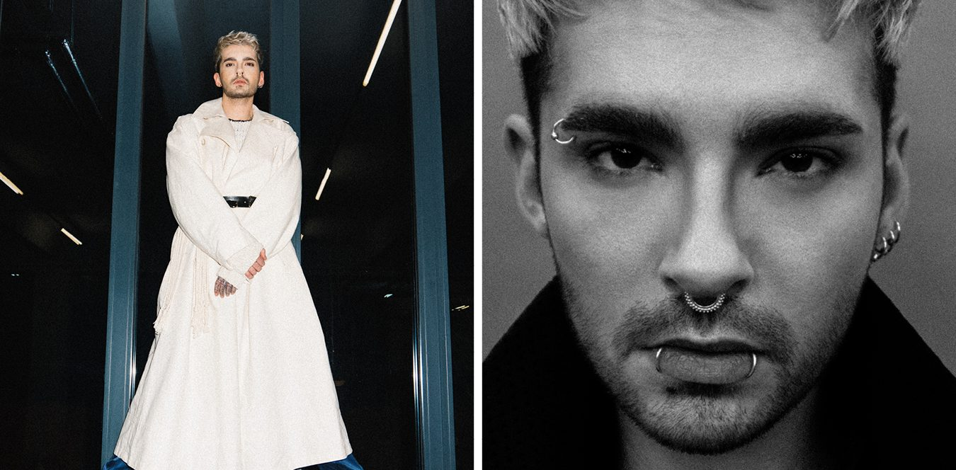 bill kaulitz tokio hotel boy sänger fashion model