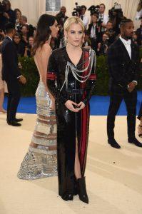 Met gala 2017 roter Teppich best dressed Kleider Promis