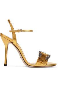 Gucci Sandalen über Net-a-Porter, ca. 690 Euro