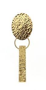 Mono-Ohrclip von Sabrina Dehoff, ca. 230 Euro