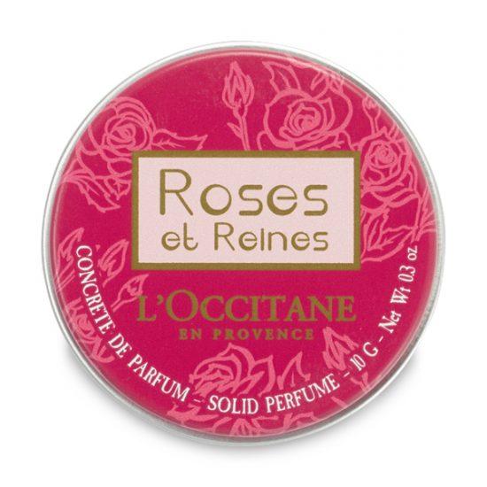 """<b>""""Cremeparfum Rose""""</b>, L'Occitane, ca. 10 Euro"""