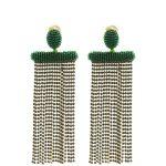 """""""Waterfall Tassel Earrings"""" von Oscar de la Renta"""