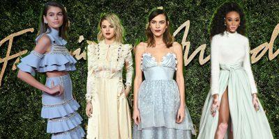 British Fashion Awards: Wer Kaia Gerber den Preis wegschnappte