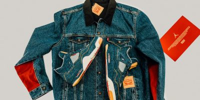 Dunkin' Denim: die Jordan x Levi's Kollaboration