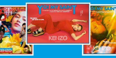 Kenzo feat. Karen O: YO! MY SAINT