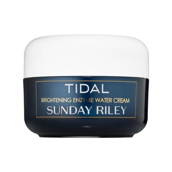 Sunday Riley, Tidal Brightening Enzyme Water Cream, über Amazon, ca. 106€