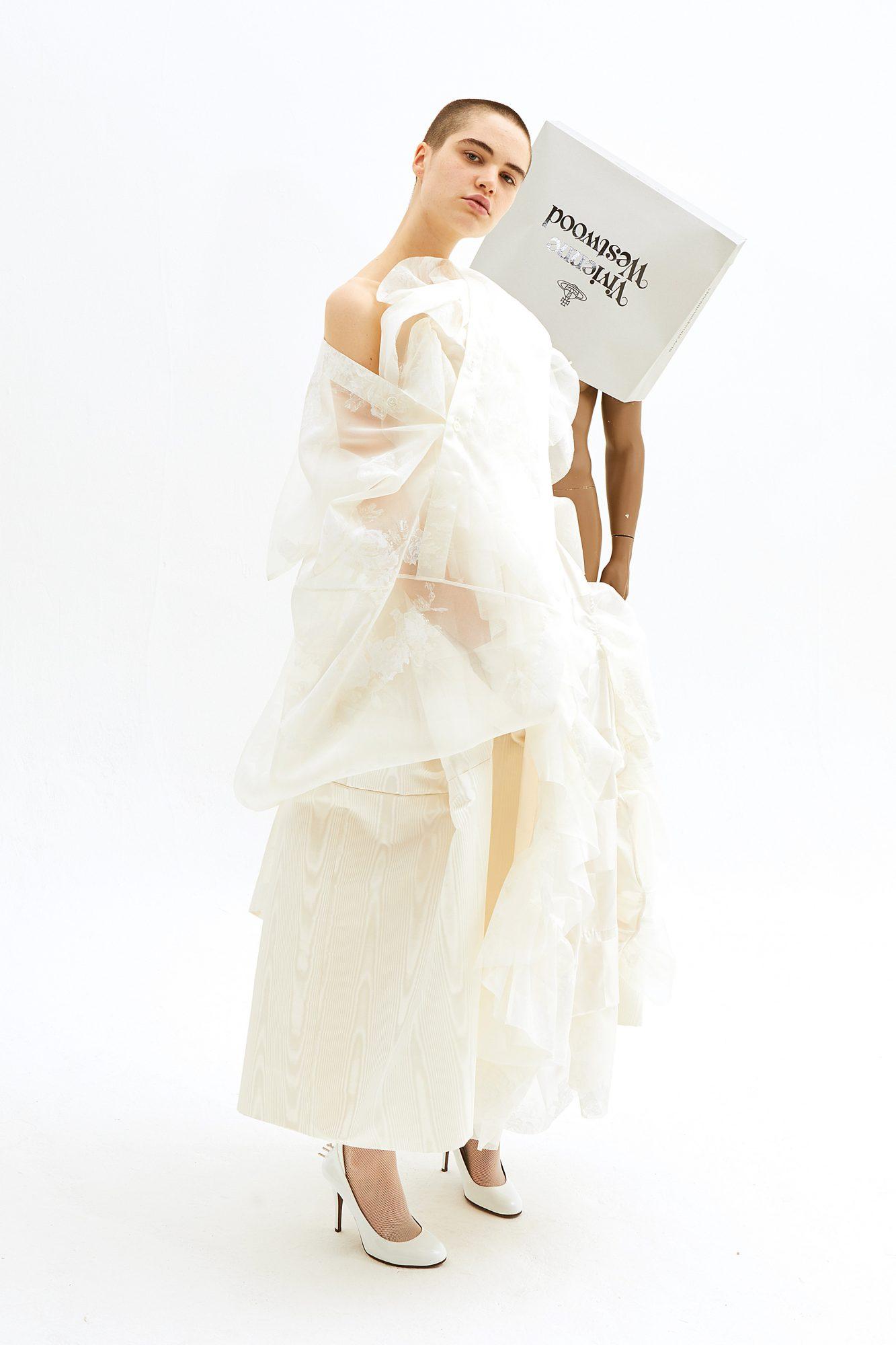 Keine Lust auf heiraten? Die Hochzeitskleider von Vivienne Westwood ...