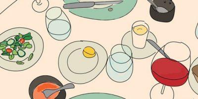 Was deine Essensgewohnheiten über dein Leben aussagen