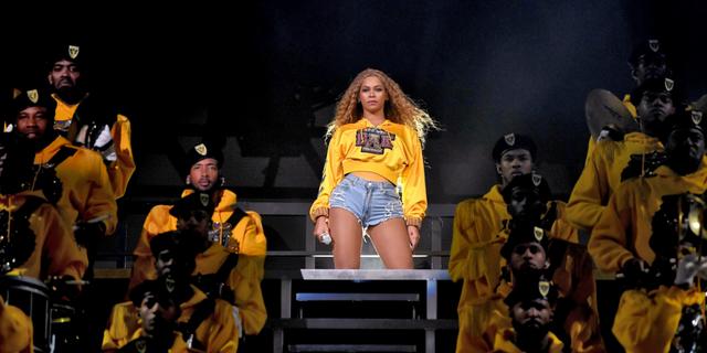 Beyonce Coachella Performance Festival