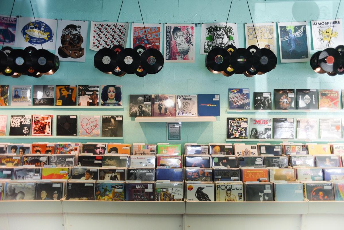 schallplatten shop besitzerinnen record vinyl