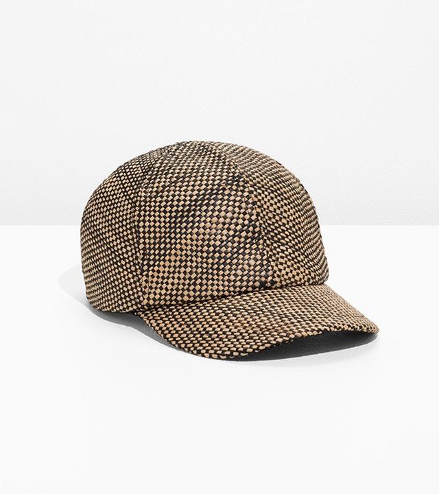 Strohcap-Strohhut-Schirmmütze