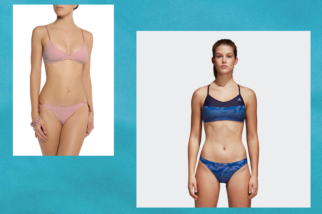 Bikini und Bademode