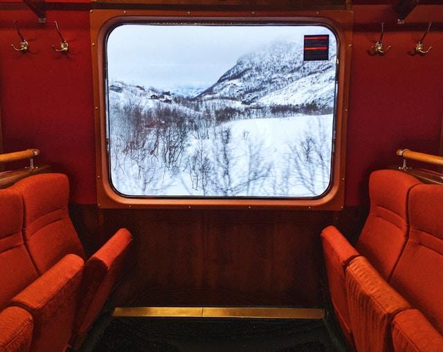Flam Line in Norwegen Orte Wes Anderson Film