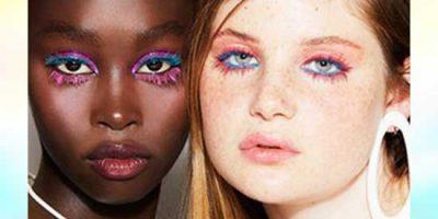 Shine On: 5 Tipps für Neon-Augenmakeup