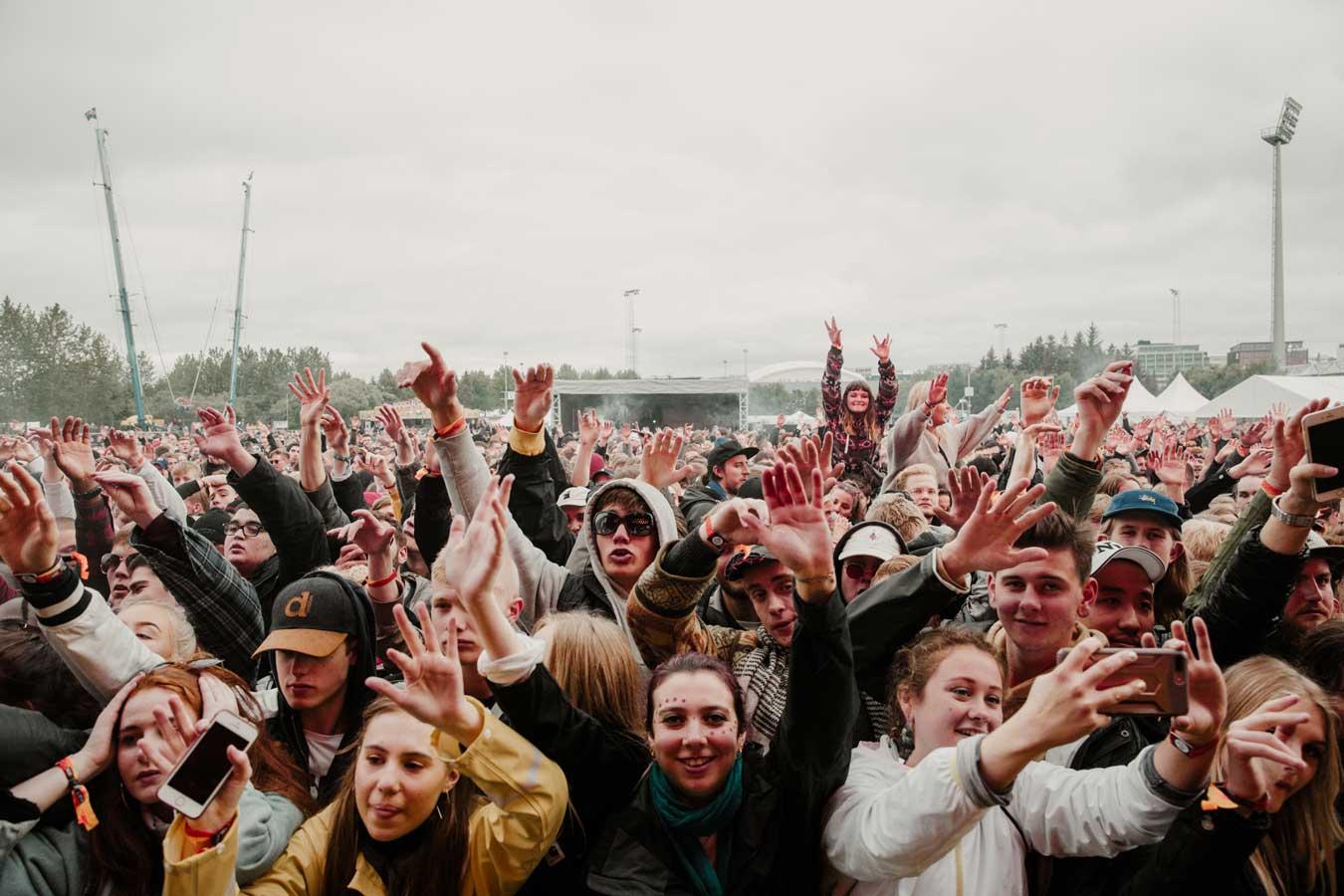 Secret solstice festival island hip hop youth iceland live