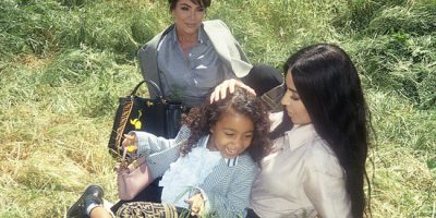 North West launcht ihre erste Fashion Kampagne