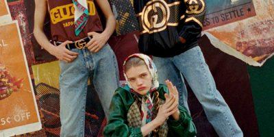 Endlich mit Street Cred: Dapper Dan x Gucci