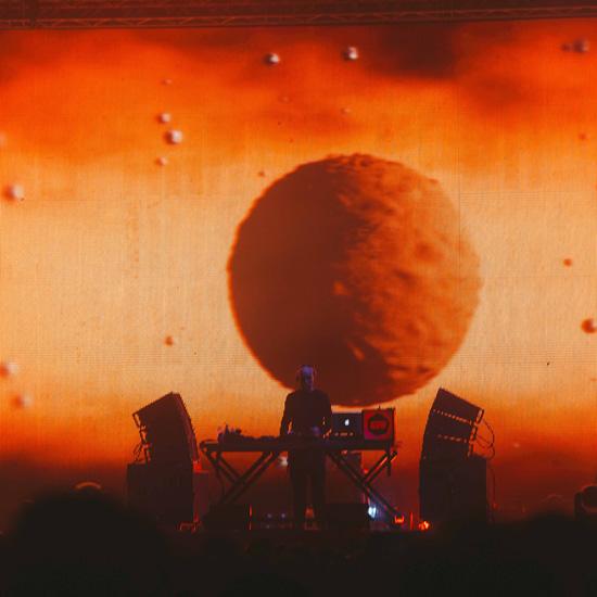 Neopop Festival Open Air in Portugal DJ Bühne