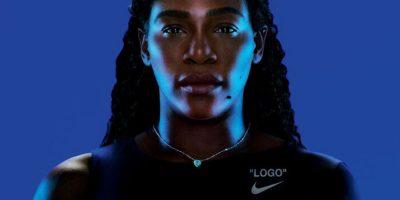 Virgil Abloh hat eine Nike Linie für Serena Williams entworfen