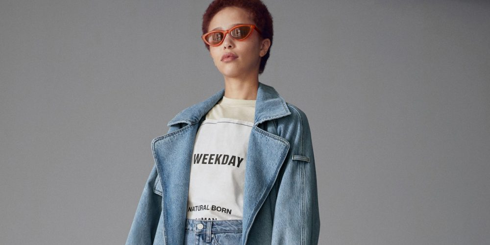 weekday denim collection aw 18