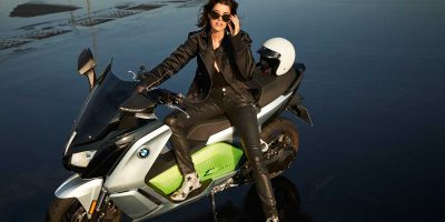 Ride Or Die: Marie & der BMW C Evolution