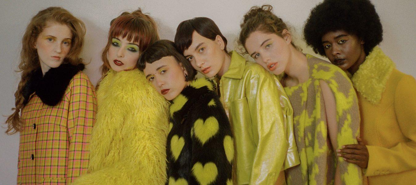 coats editorial girls crew squad coats mäntel
