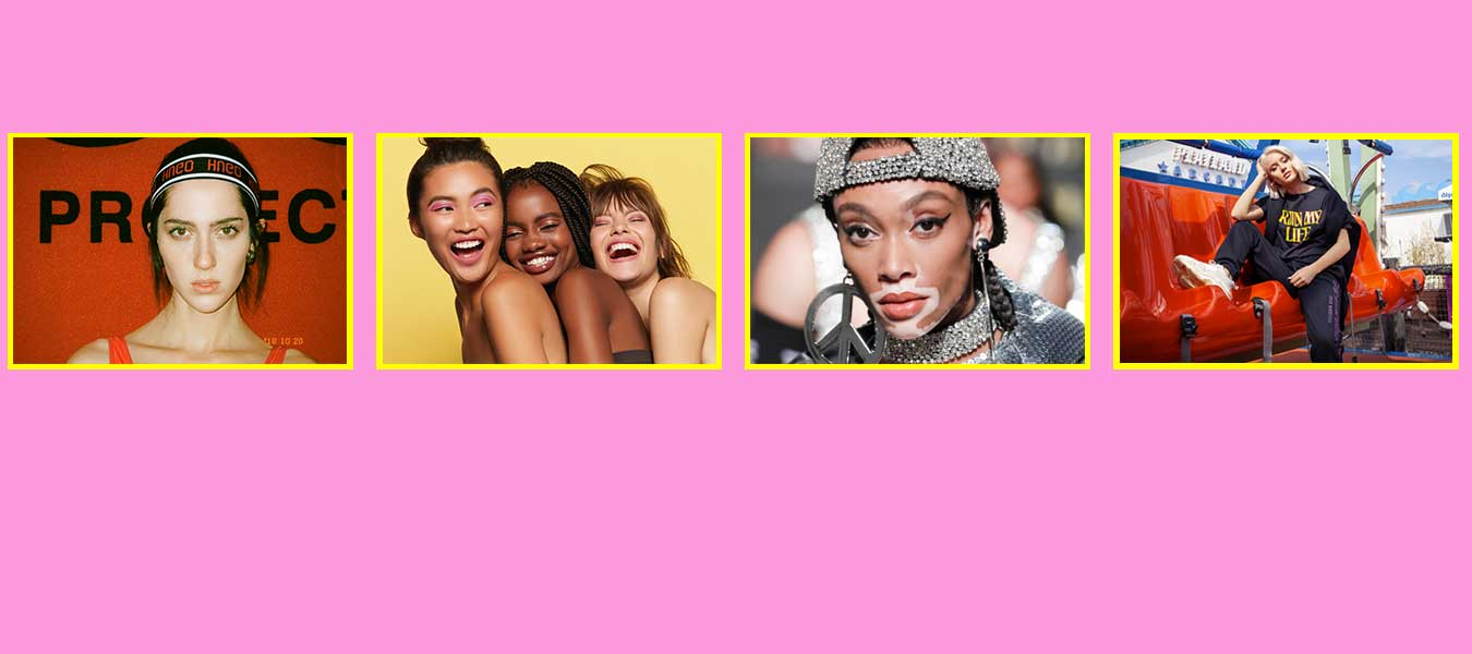 fashion news moschino hugo zara larsson urban outfitters beauty