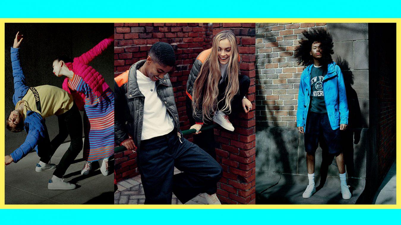 OMG-Looks der NYFW & Markenkollab mit Kunststudenten