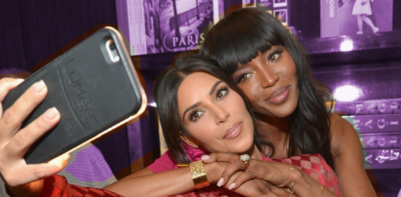 kim kardashian naomi campbell fashion news zalando bill kaulitz paco rabanne nike