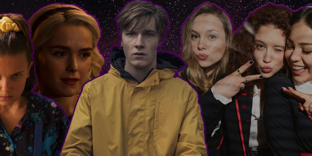 Teenie-Serien aus 2019