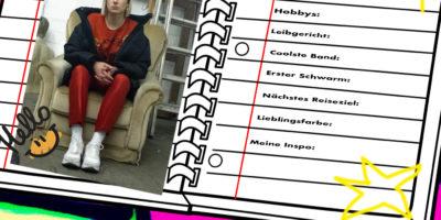 NYLON-Freundebuch: Hello there IUMA