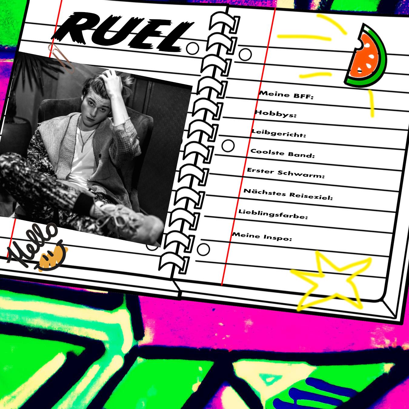 Musiker Ruel ist gerade mal 16 Jahre alt
