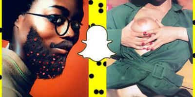 Upcycling Art: Wenn der Papa eines Teenies zum Snapchatfilter greift