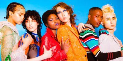 5 aufstrebende queer Models sprechen über Inklusivität der LGBTQIA+ Community