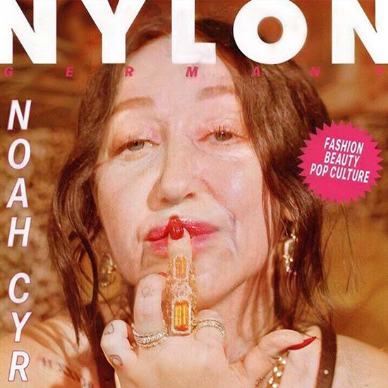 Noah Cyrus, unser NYLON-Covergirl
