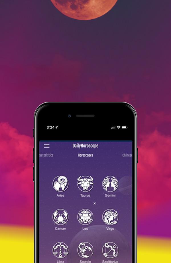 Tasges Horoskop App