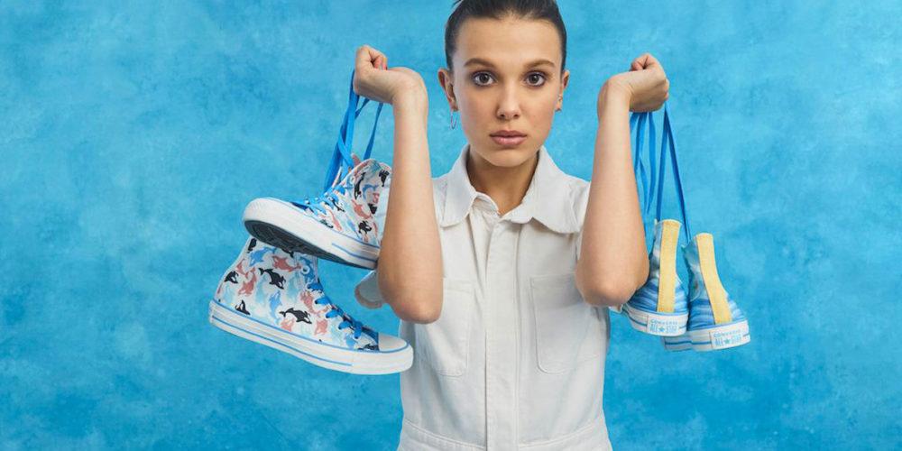 Millie Bobby Brown Sneaker
