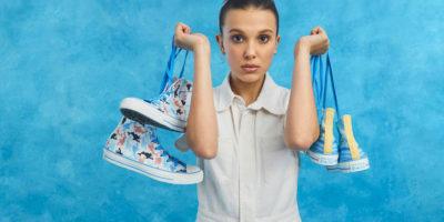 Sneaker von Millie Bobby Brown & Matches auf dem Catwalk: Fashion News der Woche