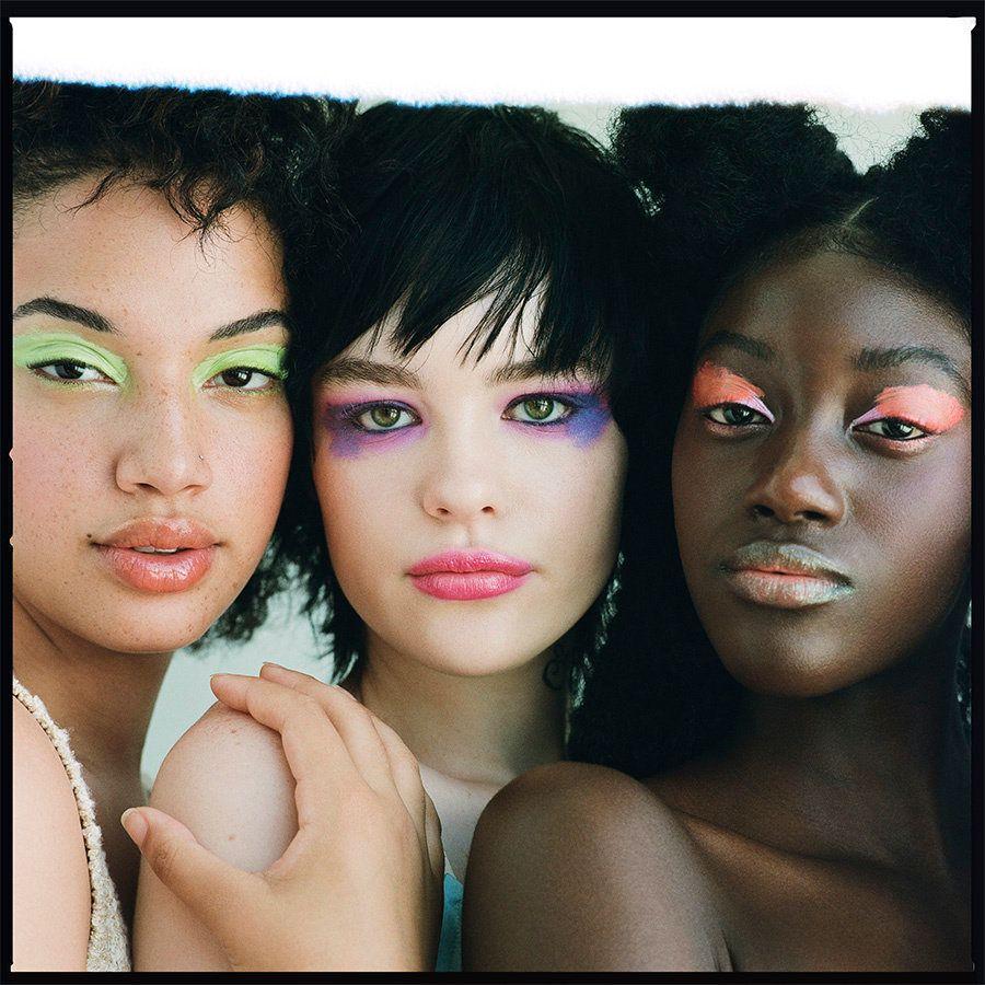 Neon Make-up 8