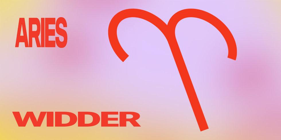 Widder Horoskop August