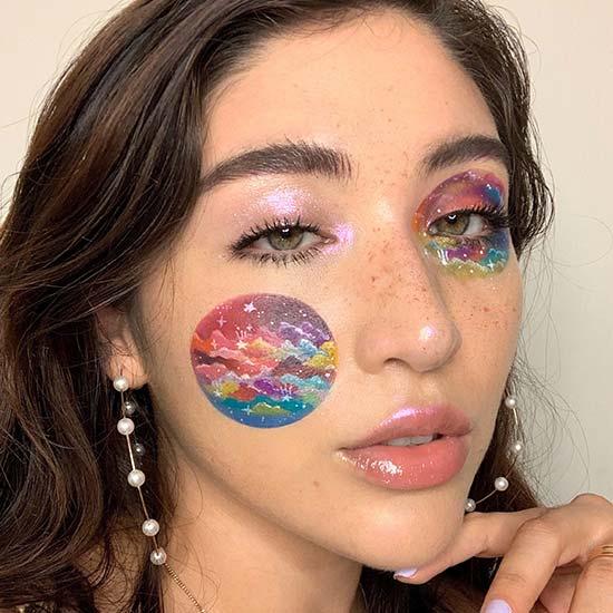 Esantoinette_Face-paint