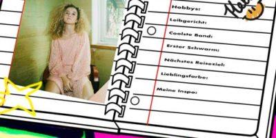 NYLON-Freundebuch: Hey, Emma Steinbakken