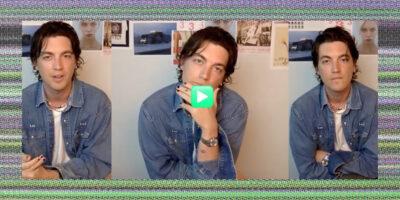 """Im Videointerview mit LANYs Paul Klein: Warum er am Ende einfach """"Mama's Boy"""" ist"""
