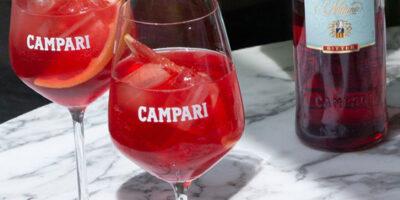Verlosung: Gewinnt jetzt ein Drink-Set für euren leckeren Campari Amalfi