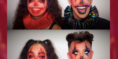 Clown Make Up: 8 Tutorials zum Halloween-Trend auf YouTube