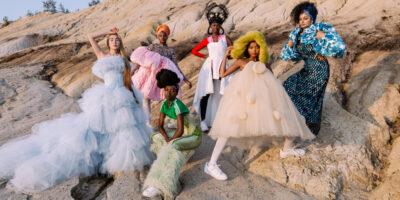 Auf diesen Bildern verbindet das Madwomen-Kollektiv Kunst und Identität