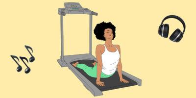 Das ist die perfekte Playlist & Ausstattung für euer Low Intensity Workout