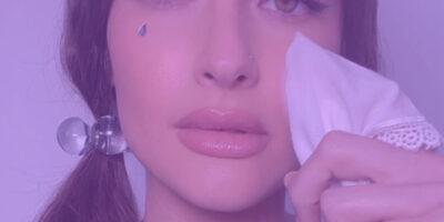 """""""Sad Girl Fall"""": Diese Schritte stecken hinter dem Beauty-Look"""